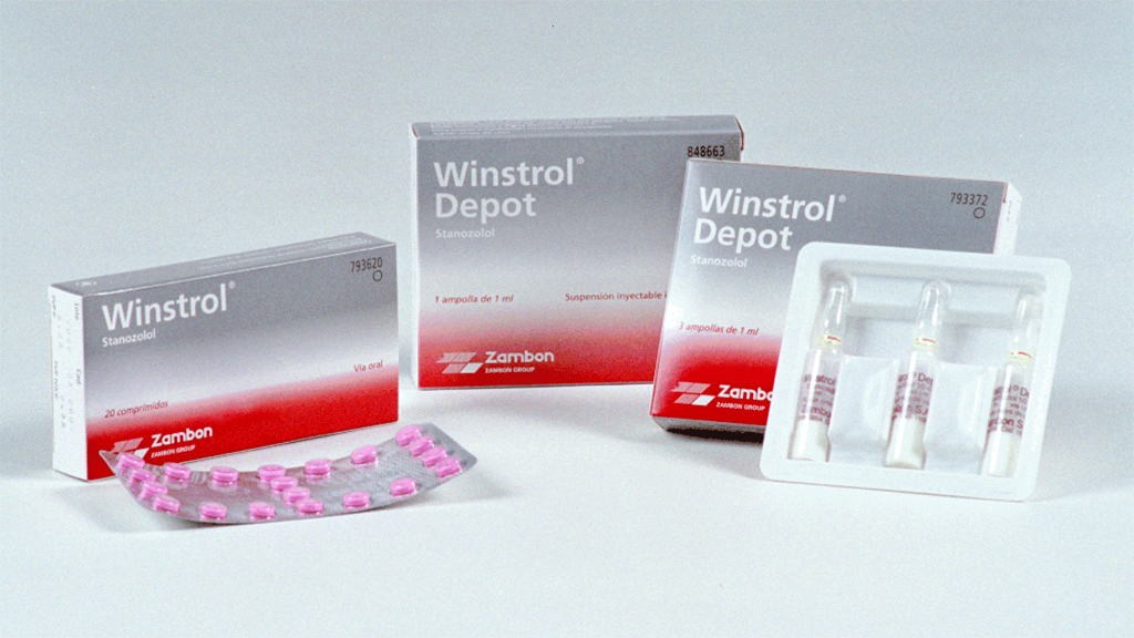 what does winstrol depot do